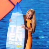 Blake Lively, mejor actriz de drama en los Teen Choice Awards 2011