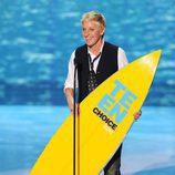 Ellen DeGeneres en los Teen Choice Awards 2011