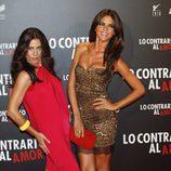 Alicia Senovilla y Romina Belluscio en la presentación de 'Lo contrario al amor'