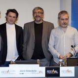 Jaume Banacolocha, Joseba Fiestras, Fernando López Puig y Jose Luis Martín