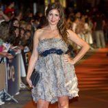 Lucía Jiménez en el FesTVal de Vitoria