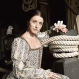 Ingrid Rubio interpreta a Mencía Calderón en 'El corazón del océano'