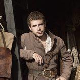 Álvaro Cervantes interpreta a Alonso en 'El corazón del océano'