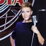 Eva Hache, presentadora de la segunda temporada de 'El club de la comedia'
