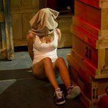 Marina Salas, encapuchada en la segunda temporada de 'El Barco'