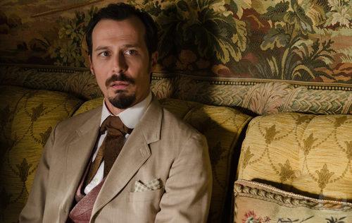 Fele Martínez es Alfredo Vergara en 'Gran Hotel'