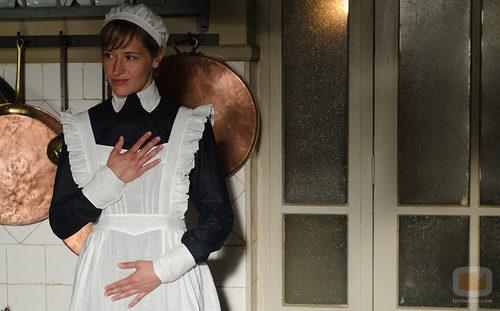 Marta Larralde hace de Belén en 'Gran Hotel'