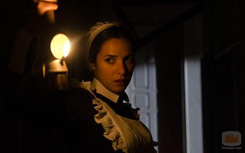 Paula Prendes es Cristina Olmedo en 'Gran Hotel'