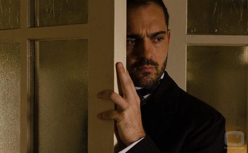 Pedro Alonso es Diego en 'Gran Hotel'