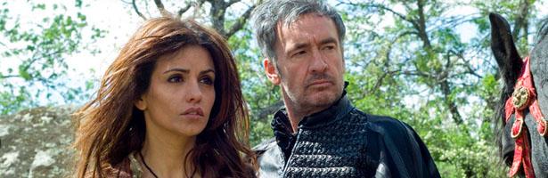 Globomedia finaliza el rodaje de la quinta temporada de \'Águila Roja\'