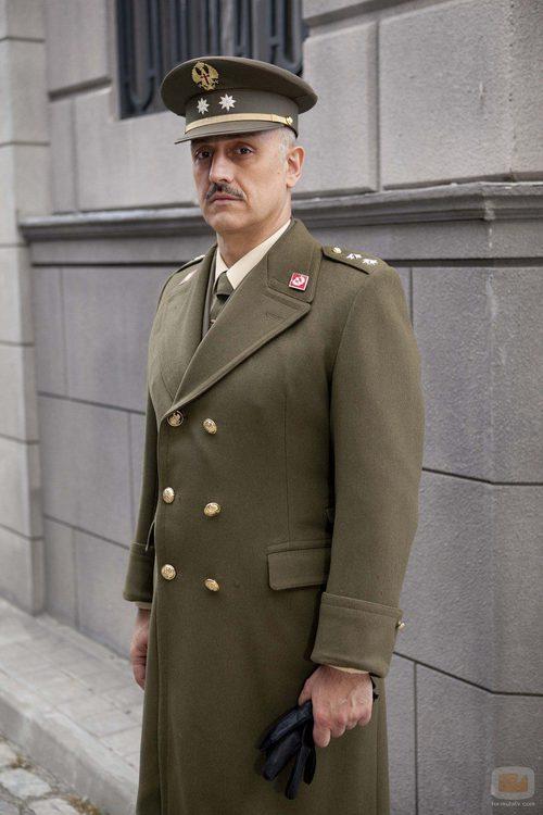 El Teniente Coronel Eugenio Armenteros