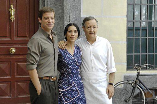 El Asturiano de 'Amar en tiempos revueltos'