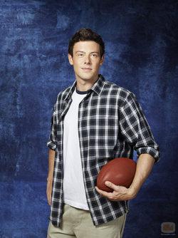 Cory Monteith es Finn Hudson en \'Glee\'