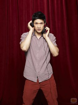 Harry Shum es Mike Chang es \'Glee\'