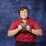 Dot Jones es la entrenadora Shannon Beiste en 'Glee'