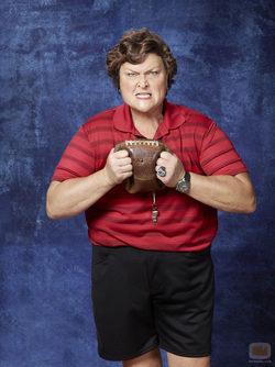 Dot Jones es la entrenadora Shannon Beiste en \'Glee\'