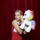Heather Morris, Brittany Pierce en 'Glee'