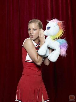 Heather Morris, Brittany Pierce en \'Glee\'