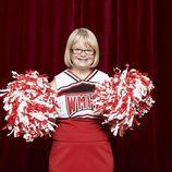 Lauren Potter es Becky en 'Glee'