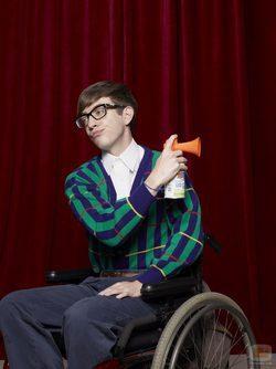 Kevin McHale es Artie en \'Glee\'
