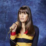 Lea Michele es Rachel en la tercera temporada de 'Glee'