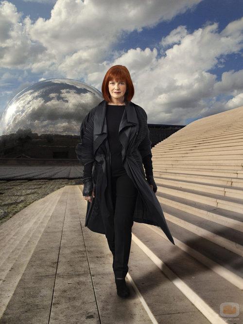 Blair Brown es Nina Sharp en la cuarta temporada de 'Fringe'