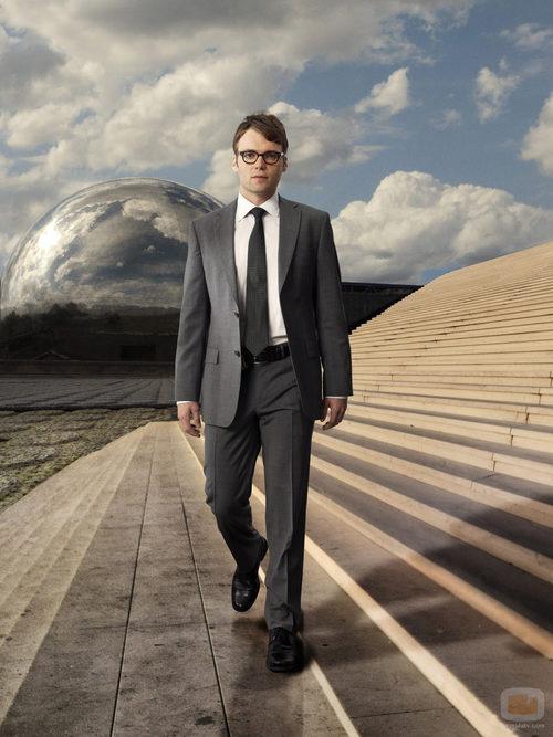 Seth Grabel es Lincoln Lee en 'Fringe'