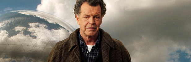 John Noble es el Dr. Walter Bishop en 'Fringe'