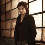 Ian Somerhalder es Damon en 'Crónicas vampíricas'