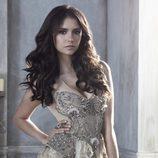 Nina Dobrev es Elena en 'Crónicas vampíricas'