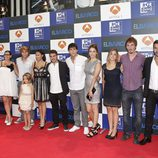 Los actores de 'El barco' presentan la segunda temporada en Madrid