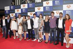 Los actores de \'El barco\' presentan la segunda temporada en Madrid
