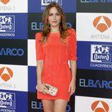 Irene Montalà en la presentación de la segunda temporada de 'El barco'