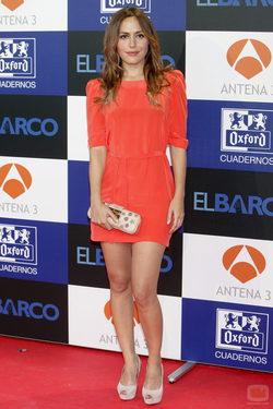 Irene Montalà en la presentación de la segunda temporada de \'El barco\'