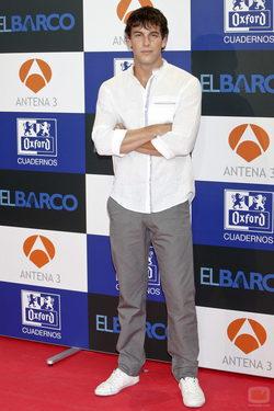 Mario Casas presenta la segunda temporada de \'El barco\' en Madrid