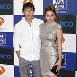 Mario Casas y Blanca Suárez, pareja protagonista de 'El barco'