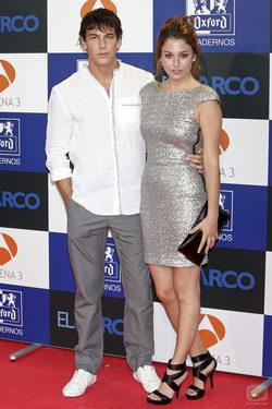 Mario Casas y Blanca Suárez, pareja protagonista de \'El barco\'