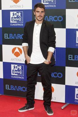 Javier Hernández es Piti en la segunda temporada de \'El barco\'