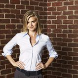 Eliza Coupe es Jane Williams en 'Happy Endings'