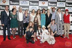 Antena 3 preestrena la tercera temporada de \'Los Protegidos\'