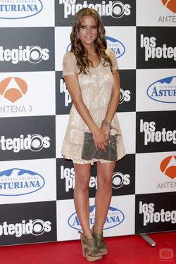 Ana Fernández en la premiere de la tercera temporada de \'Los protegidos\'