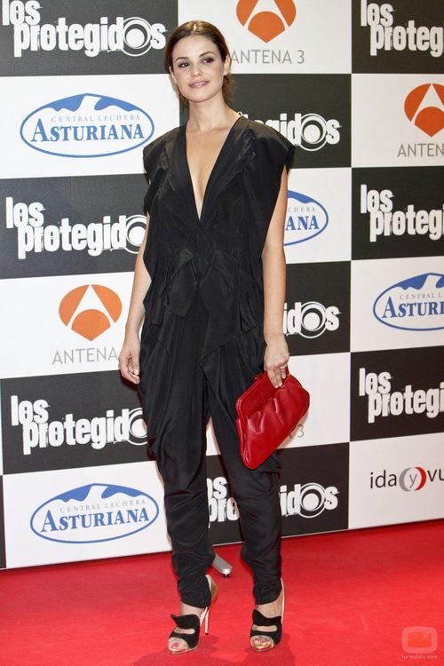 Marta Torné interpreta a Julia en la tercera temporada de 'Los protegidos'