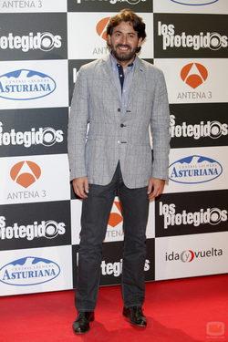 Antonio Garrido es Mario en la tercera temporada de \'Los protegidos\'