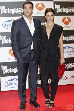 Javier Mora y Marta Torné, incorporaciones de la tercera temporada de \'Los protegidos\'