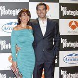 Marta Calvó y Javier Mora, fichajes de 'Los Protegidos'