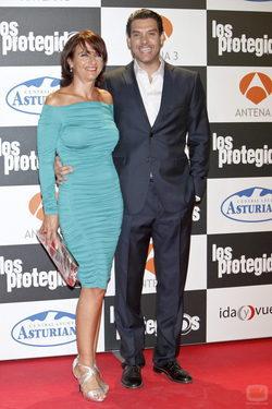 Marta Calvó y Javier Mora, fichajes de \'Los Protegidos\'