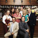 Los protagonistas de la 'Cheers' de Telecinco