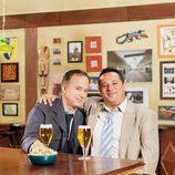 Luis Bermejo y Pepón Nieto, de 'Cheers'