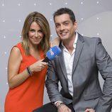 Pilar García Muñiz y José Ángel Leiras, de '+ Gente'