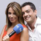 Pilar García Muñiz y José Ángel Leiras